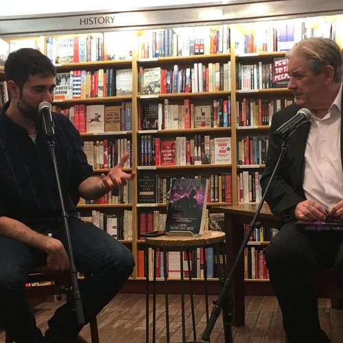 Discussion with Patrick McGrath at McNally Jackson SoHo