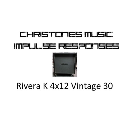 Demo: CTM Rivera K 4x12 V30s IRs