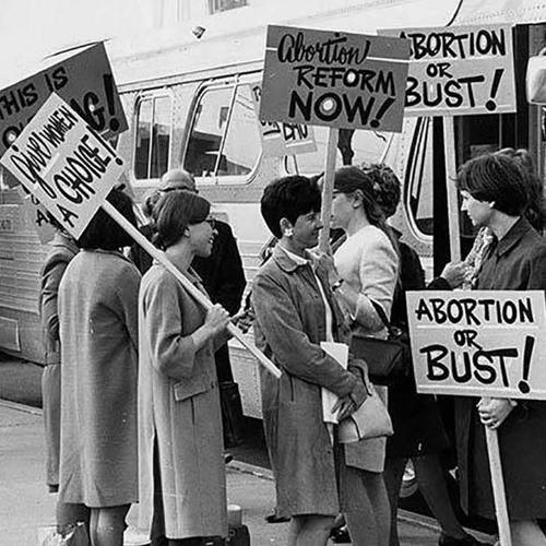 No other choice: On the fight for abortions - past and present.