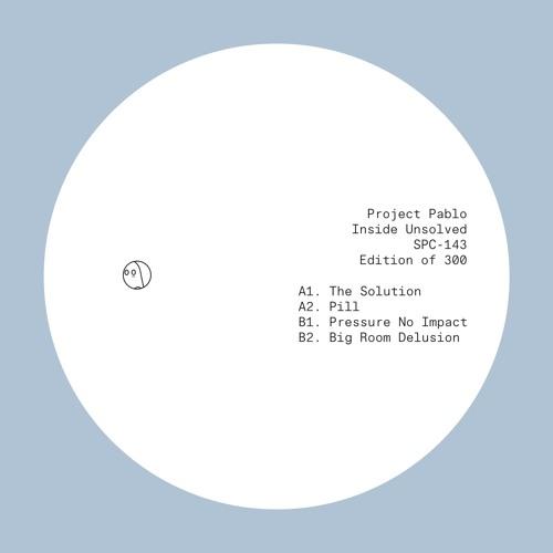 Project Pablo - Pressure No Impact