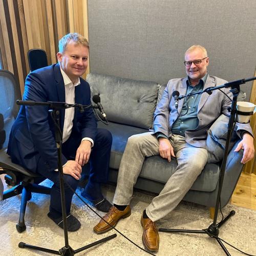 Hans H. Luik meediaärist - LHV Podcast 18 2019