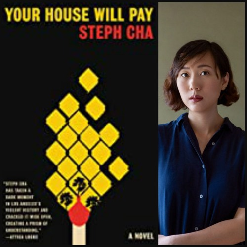 Highly Acclaimed Author Steph Cha On Her New Book On Authors On The Air