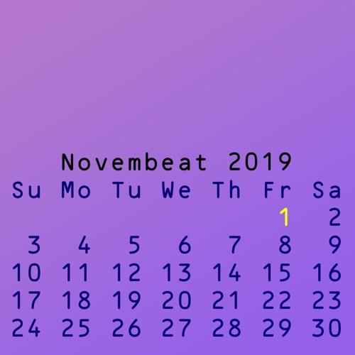 Novembeat 2019