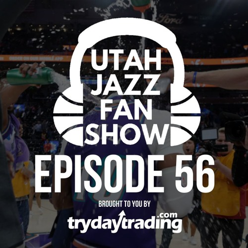 Ep 56 | Utah Jazz Week-In-Review, Bruce Pitcher renegotiates his tattoo bet & Mike Conley Emerges