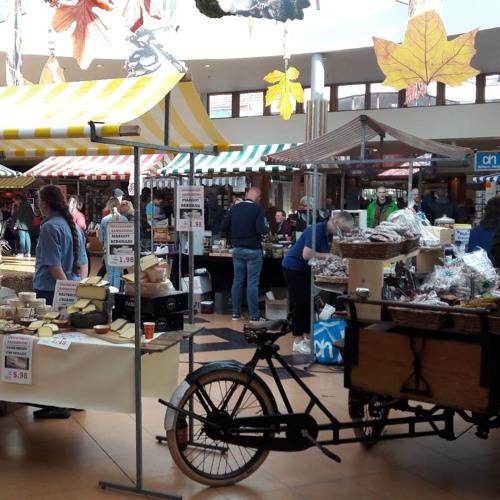 Natuurwinkel Malden – Smaakmarkt Malden – Lotte Schoenmakers