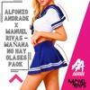 ALFONZO ANDRADE x MANUEL RIVAS - MAÑANA NO HAY CLASES PACK Portada del disco