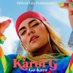 98 - GO KARO & KAROL G - USO - DJ LUCERITO ESMITH  2019
