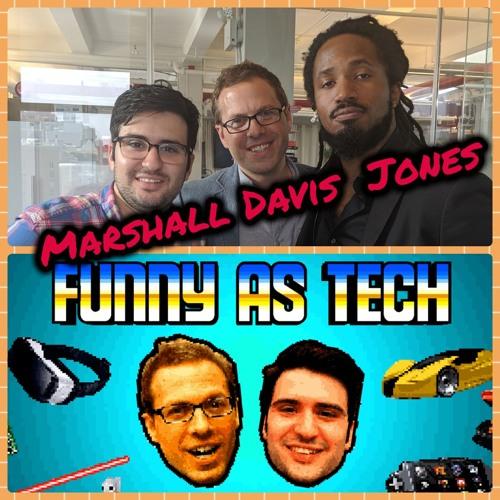 Marshall Davis Jones and the Power of Voice
