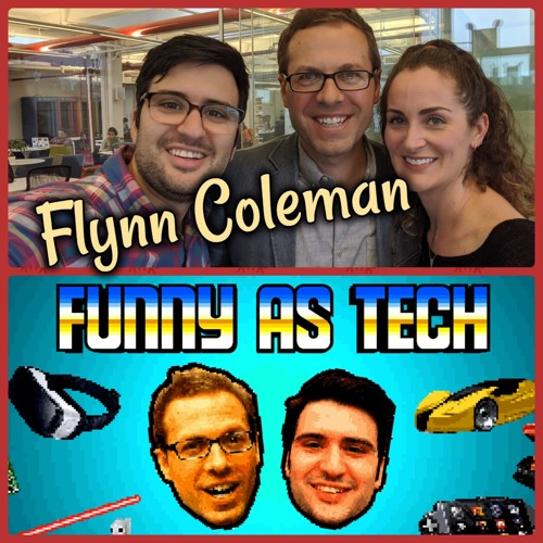 A Human Algorithm--author & human rights attorney Flynn Coleman on how AI is changing humanity