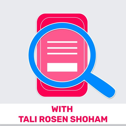81 - The UX Researcher (Featuring Tali Rosen Shoham)
