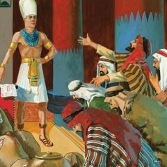 "Joseph as a biblical character - دراسة كتاب سفر التكوين : ""يوسف"" كشخصية كتابية"