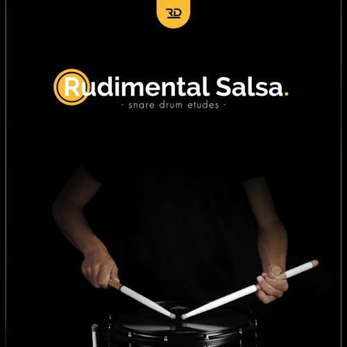 Rudimental Salsa - Battery Play-Along Track [PREVIEW]