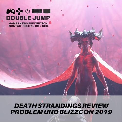 Alles was auf der Blizzcon 2019 angekündigt wurde, und warum Death Stranding ein Review Problem hat!