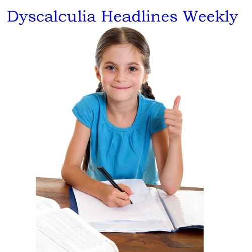 Dyscalculia and the growth mindset