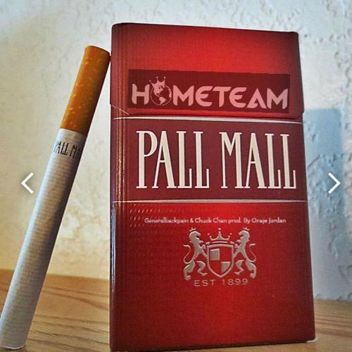 Pall Mall Feat. Generalbackpain, Chuck Chan Prod. By Onaje Jordan