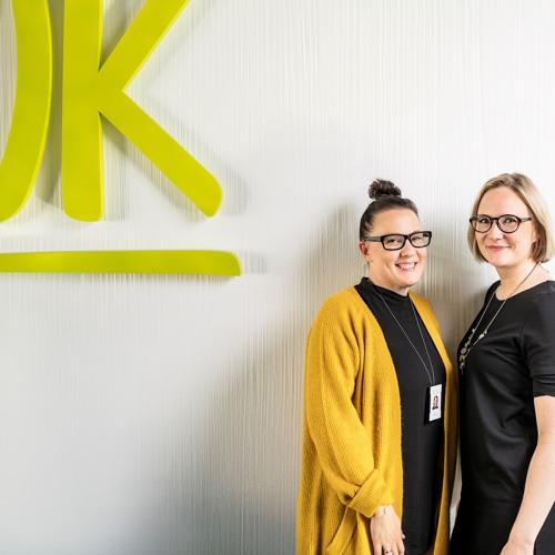OK Perintä HR - Podcast Kaisa Ja Päivi