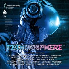SCI027 - Techmosphere .03 LP - 16. Lo Contakt - The Triad - Scientific