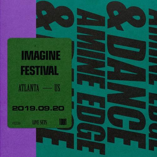 2019.09.20 - Amine Edge & DANCE @ Imagine Festival, Atlanta, US