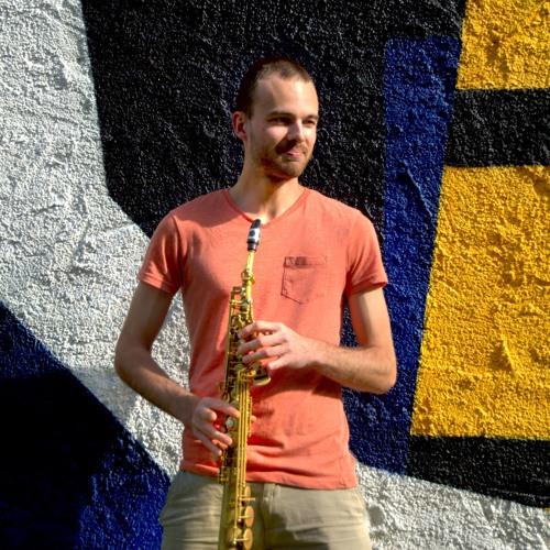 Hugo Collin, saxophoniste du GROô
