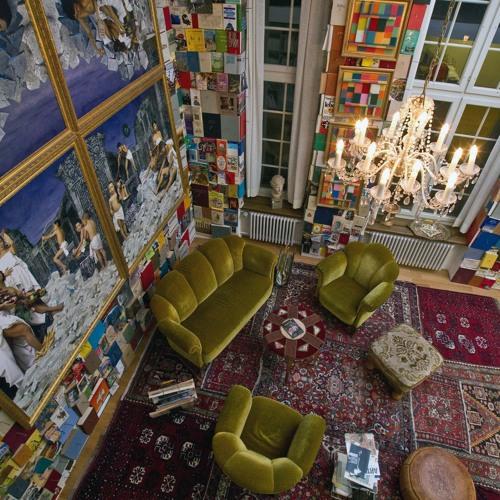 Café des Arts: «Ein Kulturstadtplan für die Kulturstadt»
