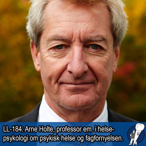 LL-184: Arne Holte om psykisk helse i skolen
