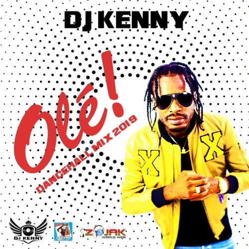Olé (Dancehall Mix 2019 Ft I-Octane, Tia, Vybz Kartel, Moshan, Popcaan, Dane Ray, Hot Frass)