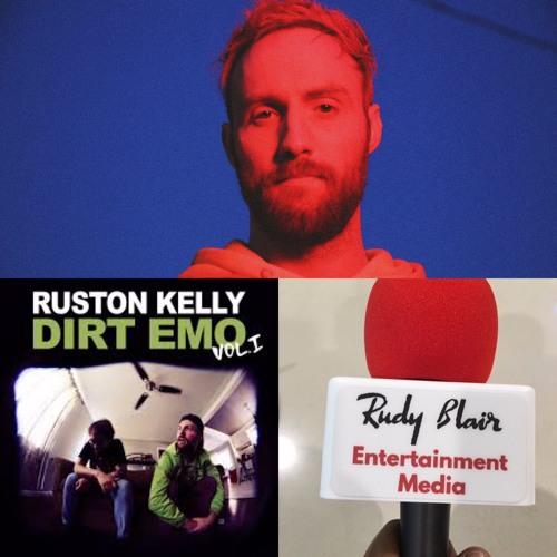 Interview w American singer songwriter Ruston Kelly on new album Emo Dirt Vol. 1