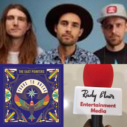 Interview w Tim Chaisson of Juno Awards winning Group The East Pointers on new album  Yours To Break