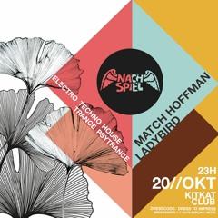 2019-10-20 LadyBird, Match Hoffman - NACHSPIEL Sonntag-Nightlife [KitKatClub]