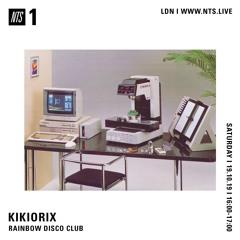 NTS RADIO LONDON, 19.10.19