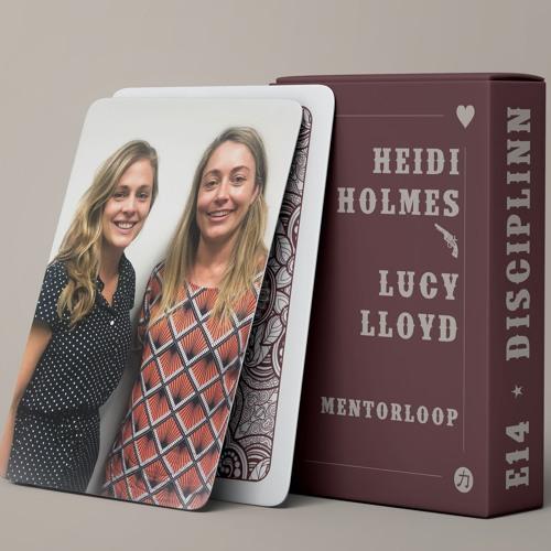 E14 | Heidi Holmes | Lucy Lloyd | SaaS Mentoring | Startups | Entrepreneurs | Founders