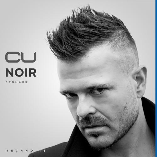 CU Techno 16 | Noir