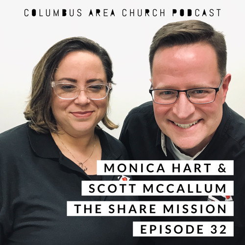 Scott & Monica (The Share Mission) Interview