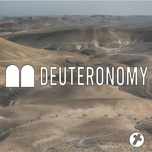 Deuteronomy: Grace Outside of the Land