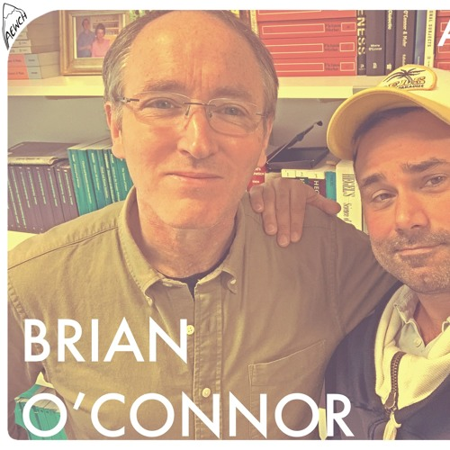 AEWCH 89: BRIAN O'CONNOR or ADORNO & WHY NOT TO FEEL BAD ABOUT DOING NOTHING