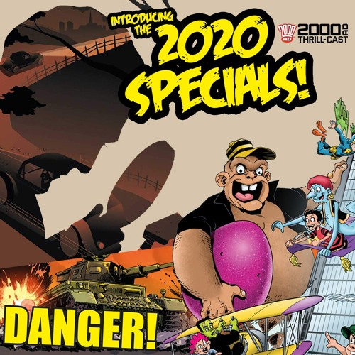 Introducing the 2020 comics specials!