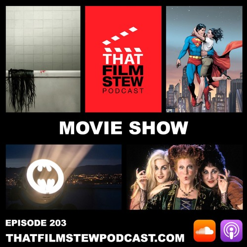 That Film Stew Ep 203 - Disney+ Are Just Sequelising and Rebooting Properties (Movie Show)