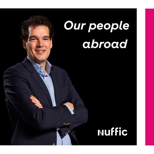 Our people abroad (3) Jerke Verschoor, Director of Nuffic Neso Russia
