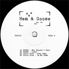 PREMIERE: DJOKO - Why Should I Care [Hen & Goose]