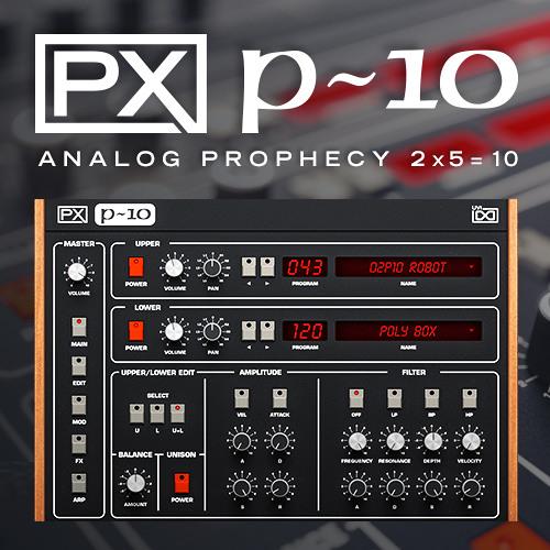 PX P10 - Airden Anthem by Torley