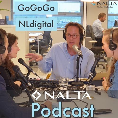 Nalta Podcast 23 - GoGoGo NLdigital (Dutch)
