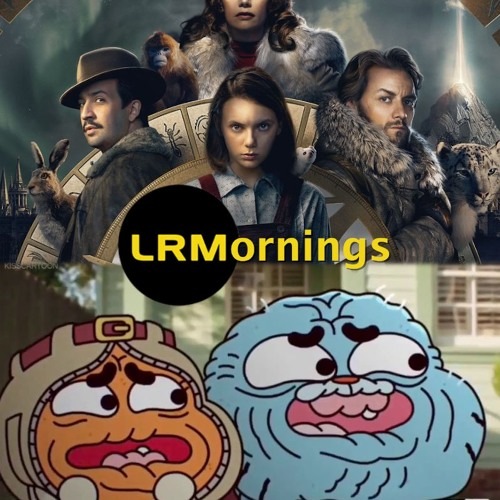Getting Old, His Dark Materials, And Something Else Completely Random | LRMornings
