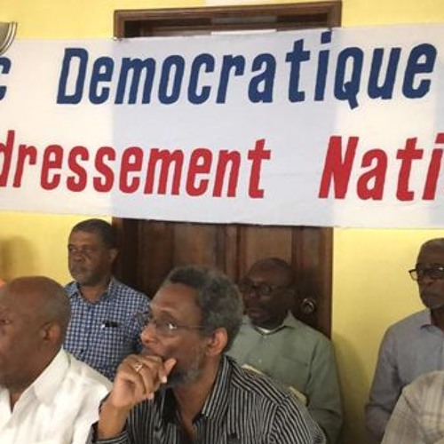 Former Martelly Officials Create Bloc to Call for Resignation of Jovenel Moïse