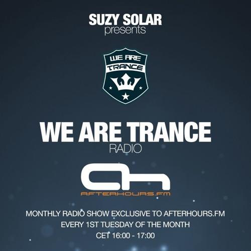 Suzy Solar presents We Are Trance Radio 026