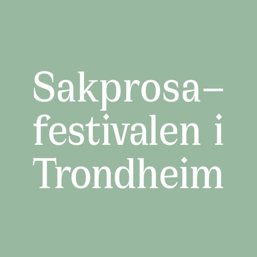 Sakprosafestivalen: Mímir Kristjánsson: Mamma på trygd 02.11.19
