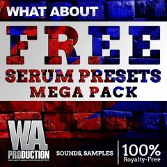 84 FREE Serum Presets For Dubstep, Bass House & Trap | Free Serum Presets Mega Pack