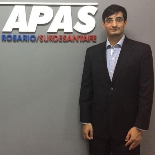 Giani Percivale (APAS Rosario) - Programa del 02-11-2019