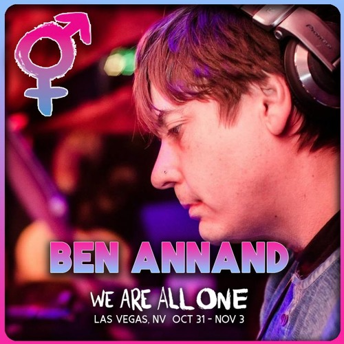 Ben Annand Live at We Are All One Festival Year 1 - Las Vegas, NV - Nov 3, 2019