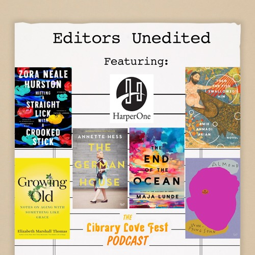 Editors Unedited: A Conversation with HarperOne President and Publisher Judith Curr