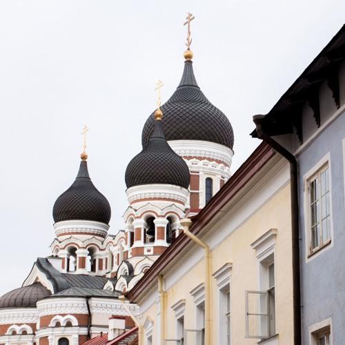 La Cathédrale Alexandre-Nevski - Tallinn, Estonie (Binaural, à écouter au casque)